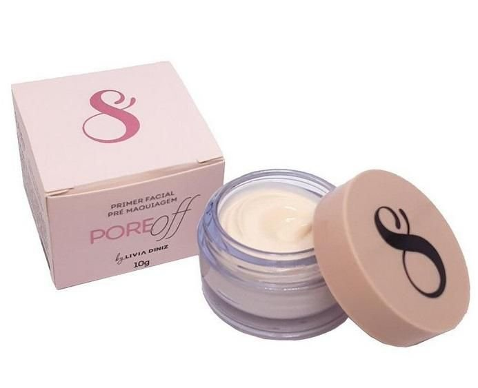 Primer Facial Pre Maquiagem Pore Off Suelen Makeup 10g
