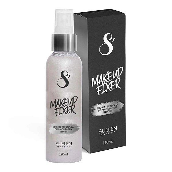 Bruma Fixadora de Maquiagem Silver Suelen Makeup 120ml