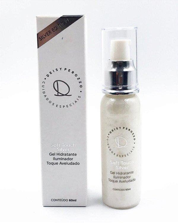 Gel Hidratante Soft Touch Silver Deisy Perozzo 60ml