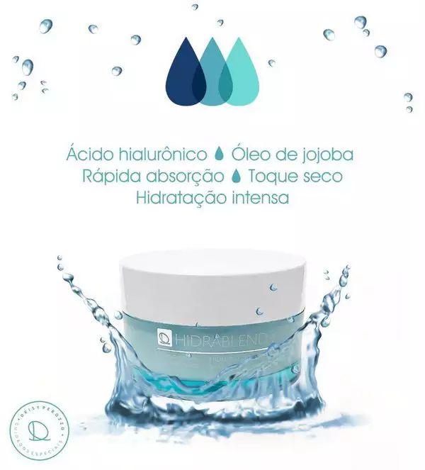 Creme hidratante Hidrablend+ Travel Size Deisy Perozzo MINI 15g