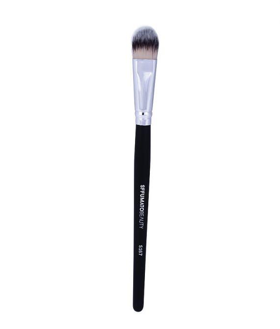 Pincél Sffumato Beauty S167 para Base e Corretivo