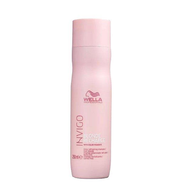 Shampoo Wella Professionals Invigo Blond Recharge 250ml