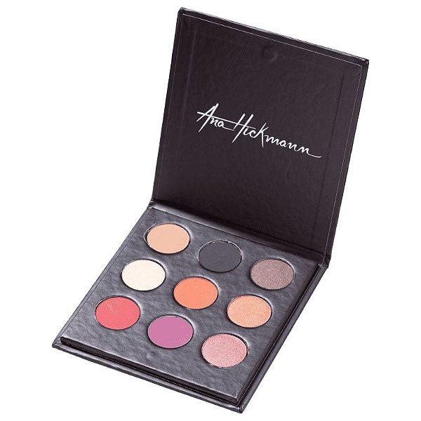 Paleta de Sombras  Ana Hickmann Beauty Be Fashion 16g