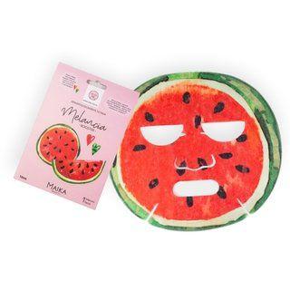 Máscara Facial Melancia Maika Beauty 10ml