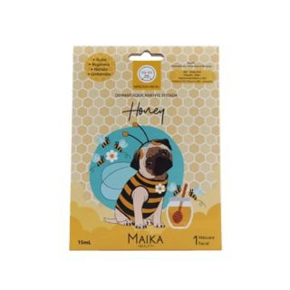 Máscara Facial Honey Maika Beauty 10ml