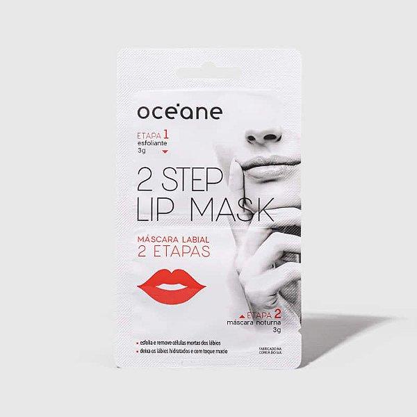 2 Step Lip Mask Máscara Labial 2 Etapas Oceane 6g
