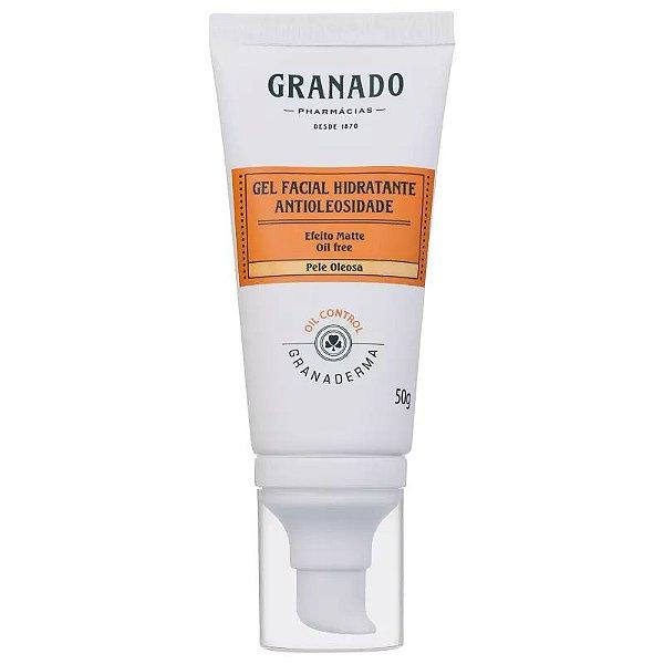 Gel Hidratante Facial Antioleosidade Granado 50g