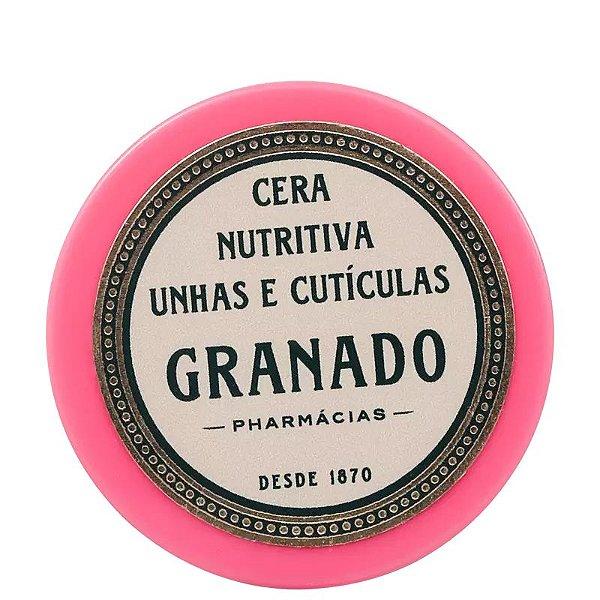 Cera Nutritiva Hidratante para Unhas e Cutículas Granado 7g