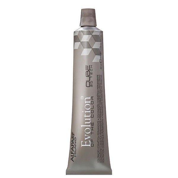 Coloração Tinta Permanente Alfaparf 6.1 Louro Escuro Cinza 60g