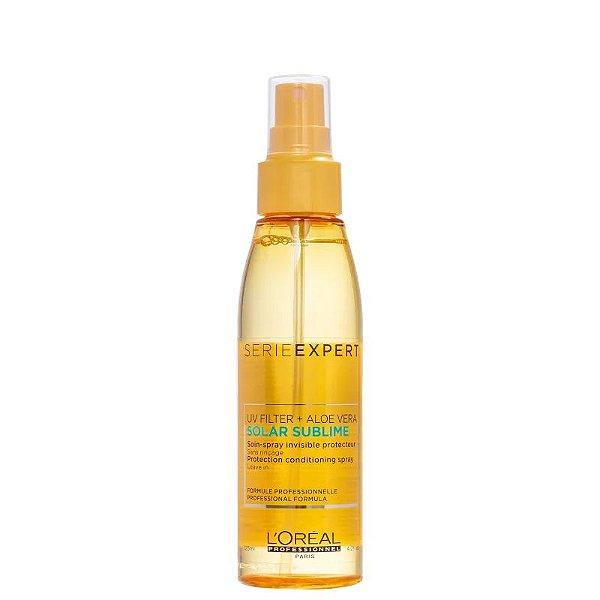 Spray Leave-in L'Oréal Professionnel Serie Expert Solar Sublime UV Filter + Aloe Vera 125ml