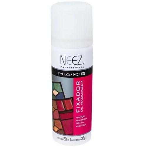 Spray Fixador de Maquiagem Neez 60ml
