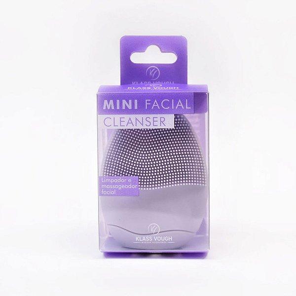 Escova de Limpeza Facial Klass Vough Mini Facial Cleanser 1Un