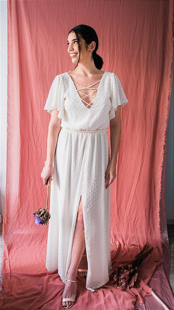 Vestido Hera - Off White