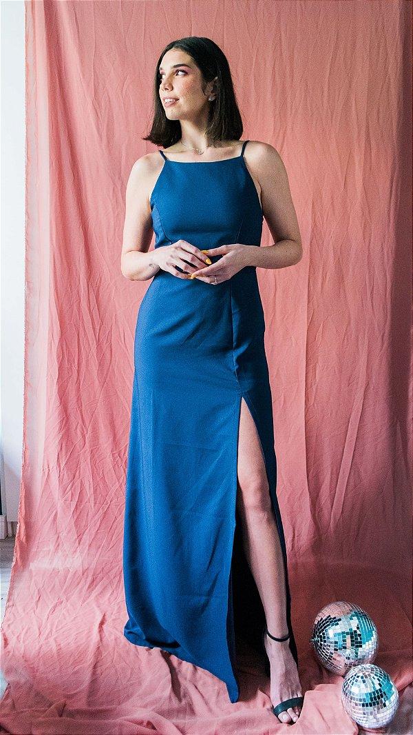 Vestido Nyx - Marinho
