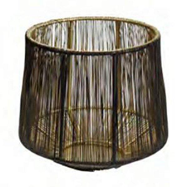Castiçal Decorativo Metal P
