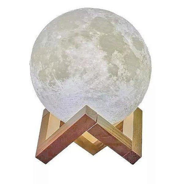 Umidificador Luminária Lua