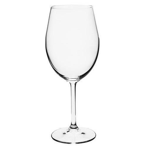 Jogo 6 Taças Vinho ou Água Cristal