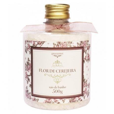 Sais de Banho Flor de Cerejeira 500g