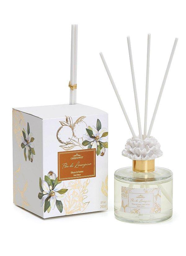 Difusor de Aromas Flor de Laranjeiras 240ml