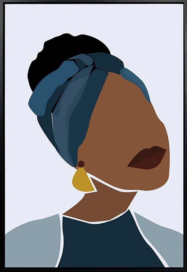 Quadro Femme II