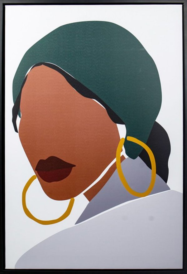 Quadro Femme I