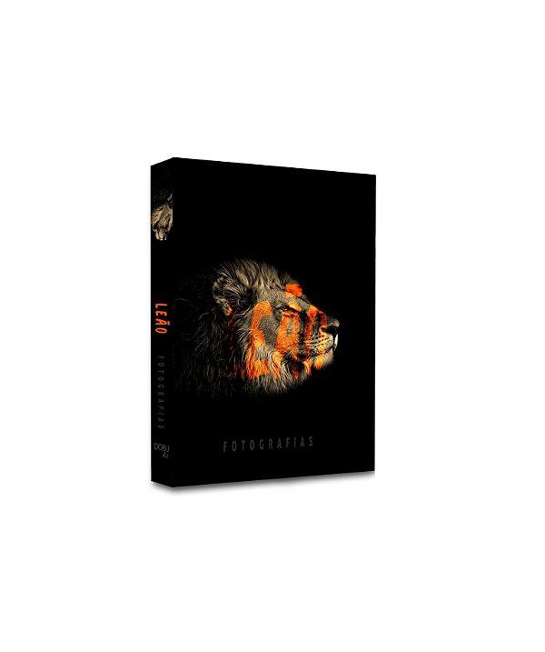 Caixa Livro Leão
