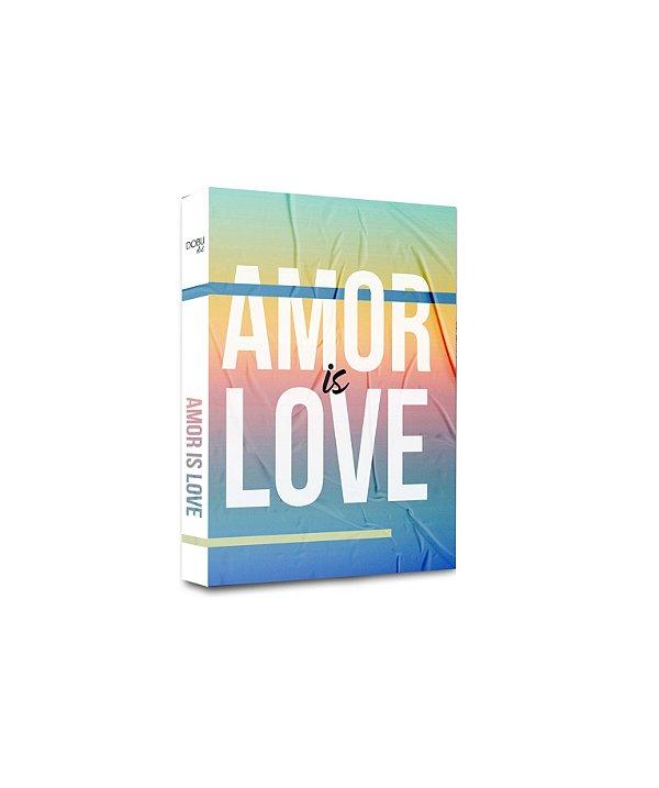 Caixa Livro Love