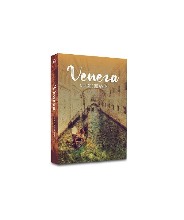 Caixa Livro Veneza A Cidade do Amor
