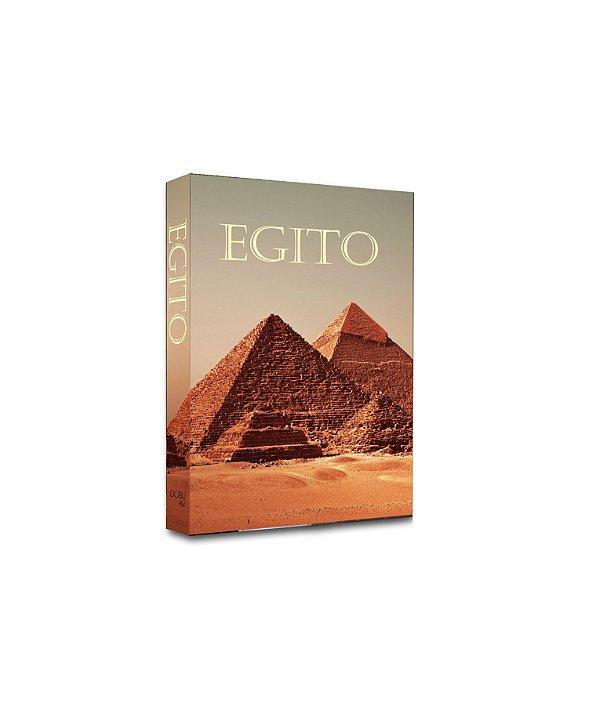Caixa Livro Egito