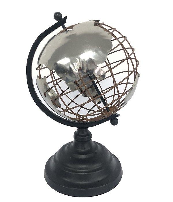 Globo Decorativo Metal