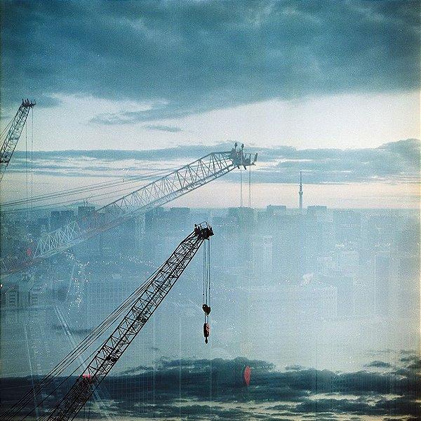 02 - Fotografia . Tokyo Guindastes . Gabriel Kogan