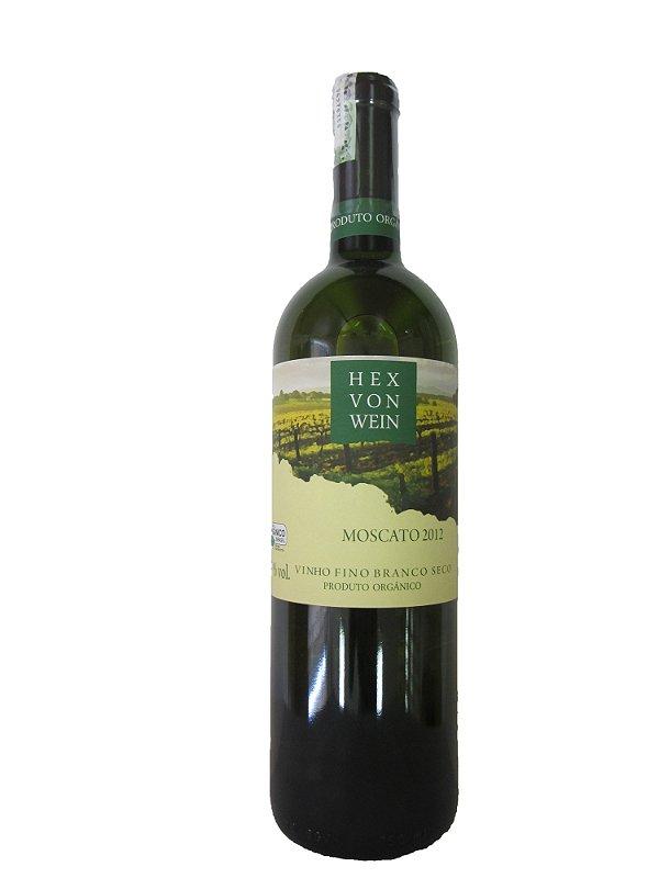 Vinho Fino Branco Seco Moscato 750 ml