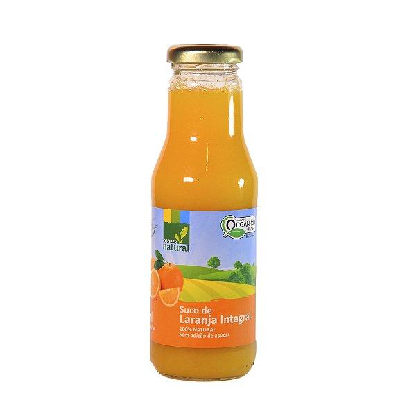Sucos Integrais Orgânicos 300ml (Sem adição de açúcar)