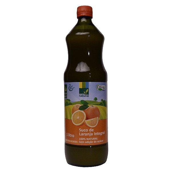 Sucos Integrais Orgânicos 1L (Sem adição de açúcar)