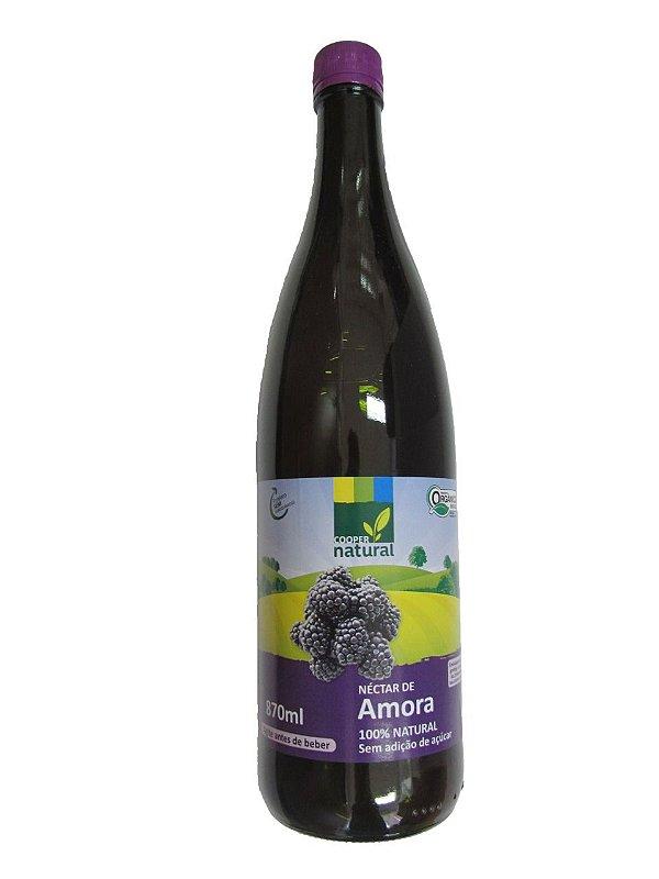 Néctar de Amora 870ml - Sem Adição de Açúcar