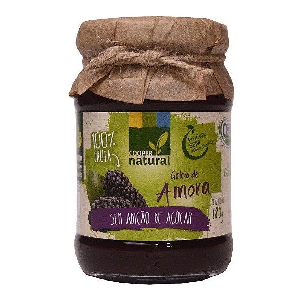 Geleia de Amora 180g - Sem adição de açúcar