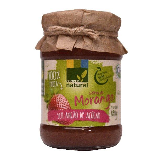 Geleia de Morango 180g - Sem adição de açúcar