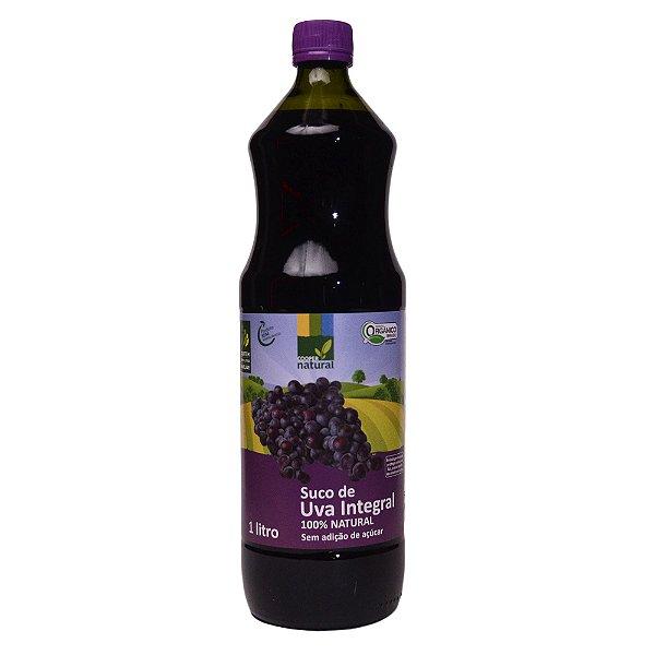 Suco de Uva (Bordô) Integral 1 Litro