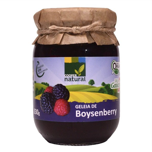 Geleia de Boysenberry 300g
