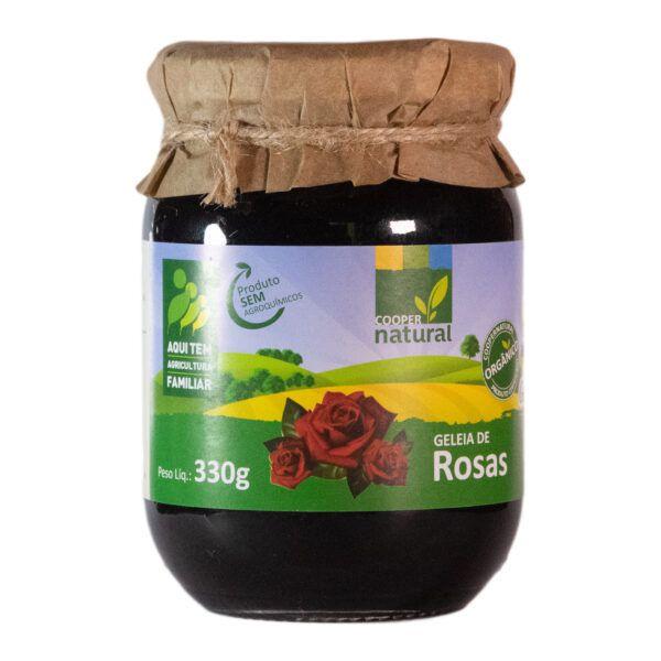 Geleia de Rosas 300g