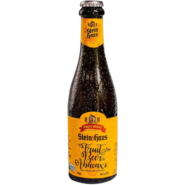 Cerveja Fruit Beer de Abacaxi 375ml