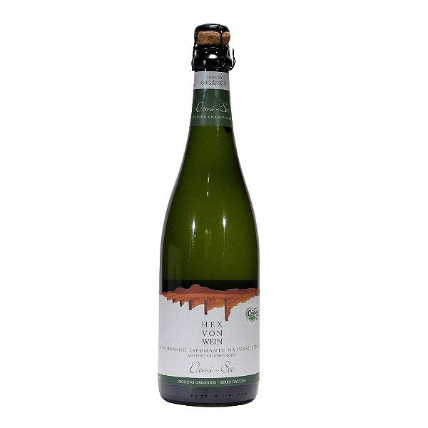 Espumante Champenoise Demi-Sec  Orgânico 750ml