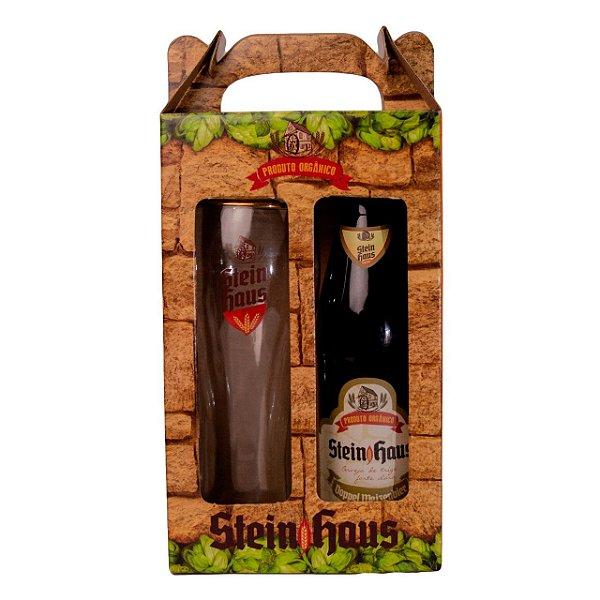 Kit Copo 680ml + Cerveja Doppel Weizen 500ml