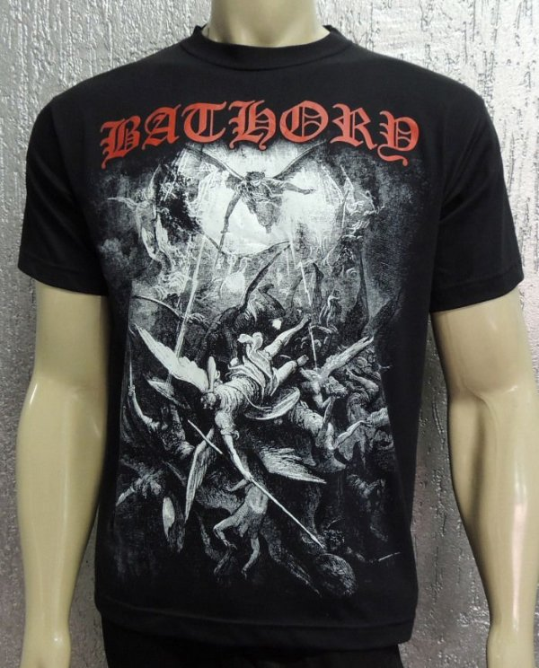 Bathory - Hail Sathanas