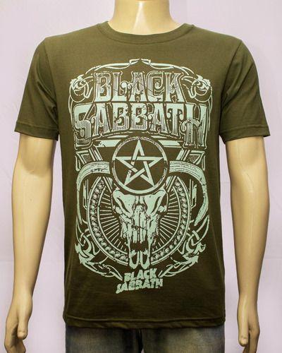 Black Sabbath - Malha Verde