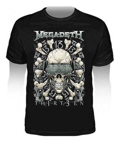 Megadeth -thirt3en