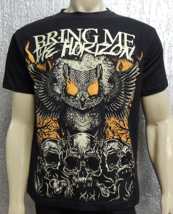 Bring me the Horizon - modelo 02