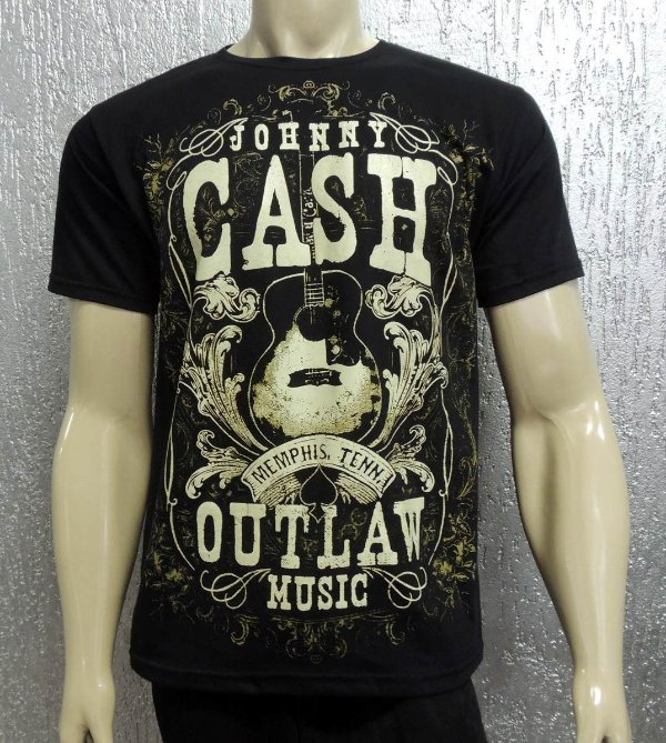 Johnny Cash - Outlaw Music