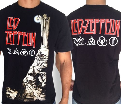 Led Zeppelin - Modelo 1
