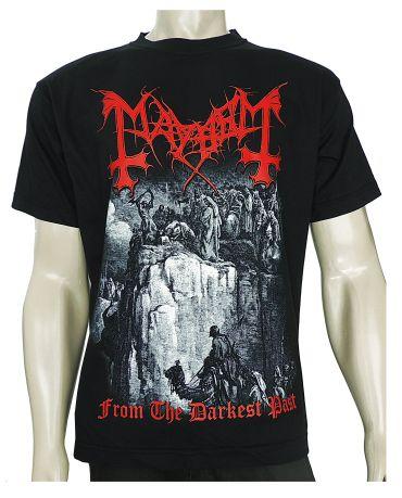 Mayhem - From the Darkest Past